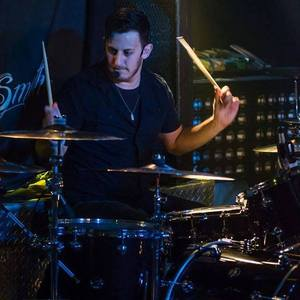 Joey Amatangelo Drums The Machine Shop