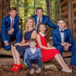 The Rumfelt Family Hayesville