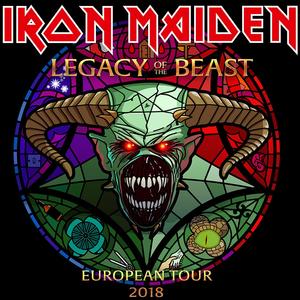 Iron Maiden Genting Arena