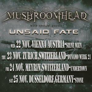 Mushroomhead Radolfzell