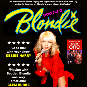 Bootleg Blondie [Debbie Harry and Blondie Tribute Band) Official THE WITCHWOOD