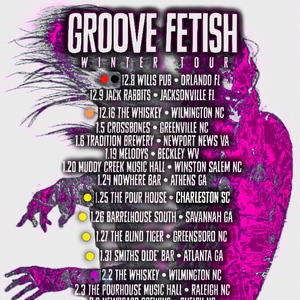 Groove Fetish Welch