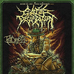 Cattle Decapitation Bald Faced Stag
