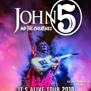 John 5 Blind Tiger
