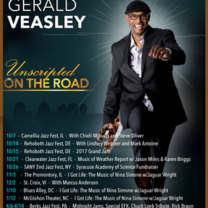 Gerald Veasley Berks Jazz Fest