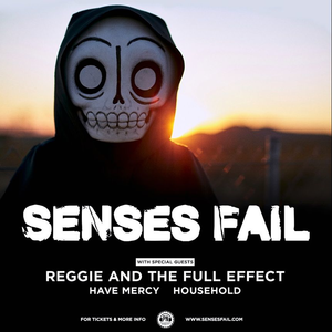 Senses Fail Paradise Rock Club