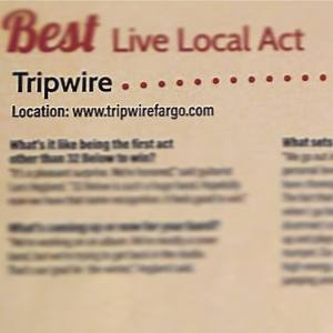 Tripwire Fargo Thompson