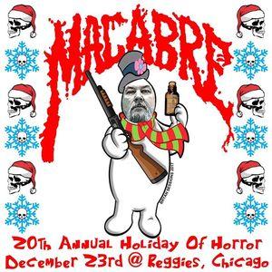 Macabre Hudson