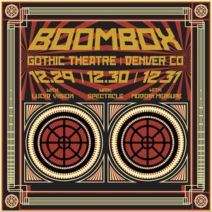 Boombox Higher Ground