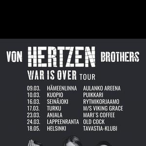 Von Hertzen Brothers Tavastia