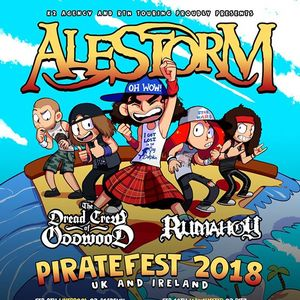 Alestorm The Garage
