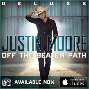 Justin Moore INTRUST Bank Arena