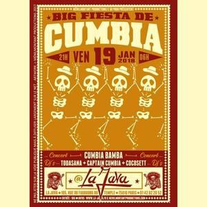 Captain Cumbia Cabaret Sauvage