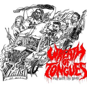 Wreath of Tongues Shirley