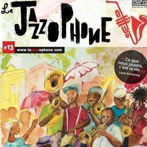 Le Jazzophone Vallauris