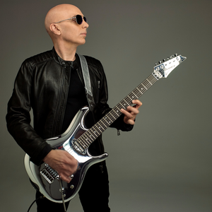 Photo artiste Joe Satriani