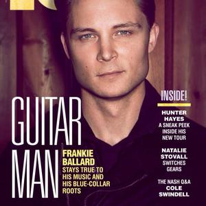 Frankie Ballard Mill City Nights