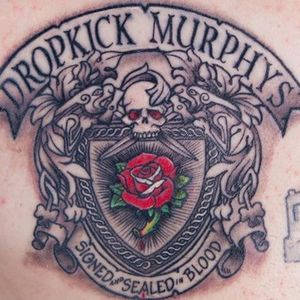 Dropkick Murphys Irving Plaza