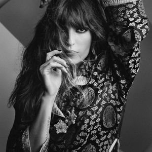Photo artiste Lou Doillon