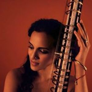 Photo artiste Anoushka Shankar