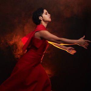 Photo artiste Emel Mathlouthi