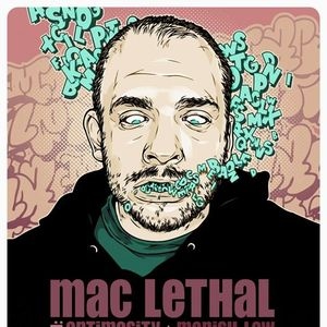 Mac Lethal Marquis Theater
