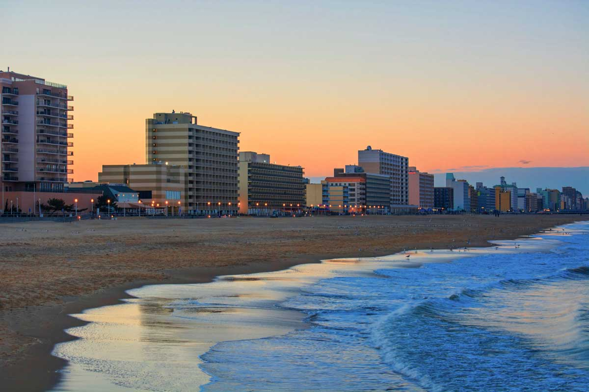 Visiting Virginia Beach In February