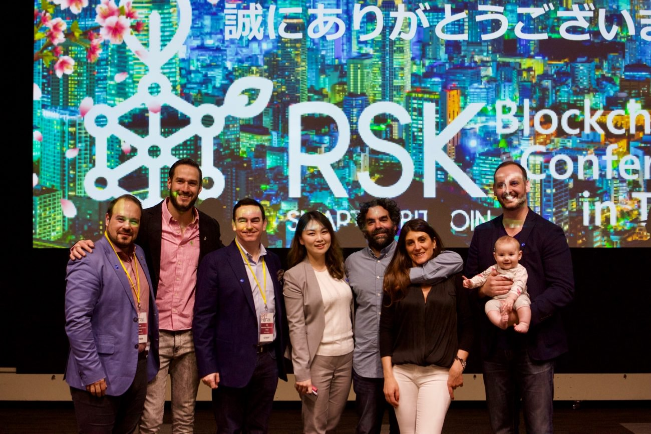 RSK Blockchain Conference Tokyo