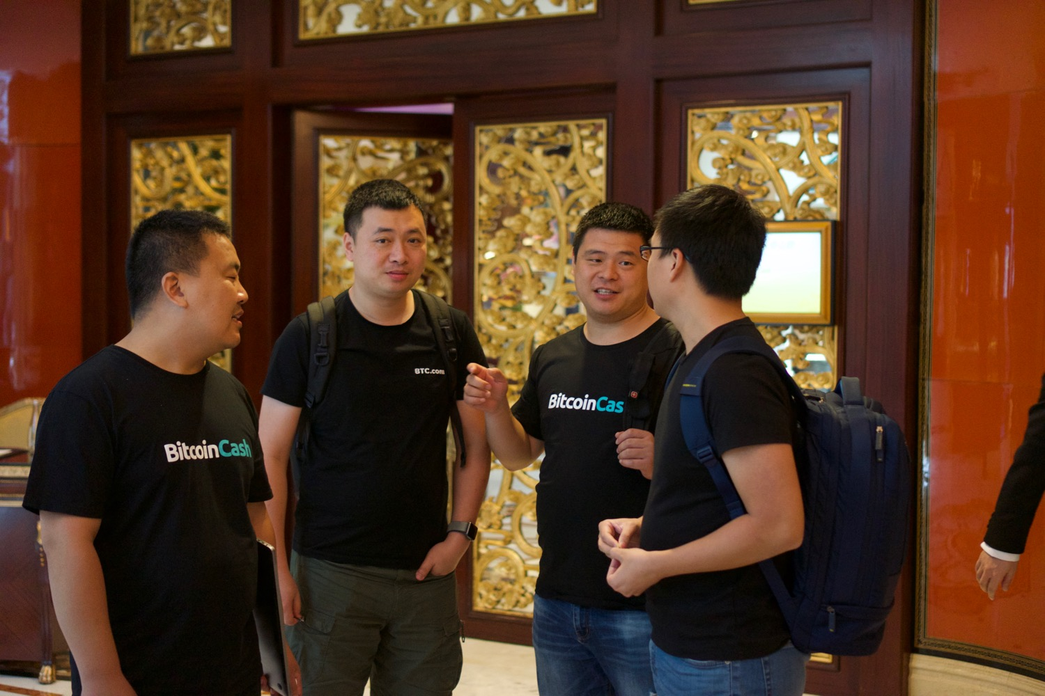 Bitcoin Cash Hong Kong Meeting
