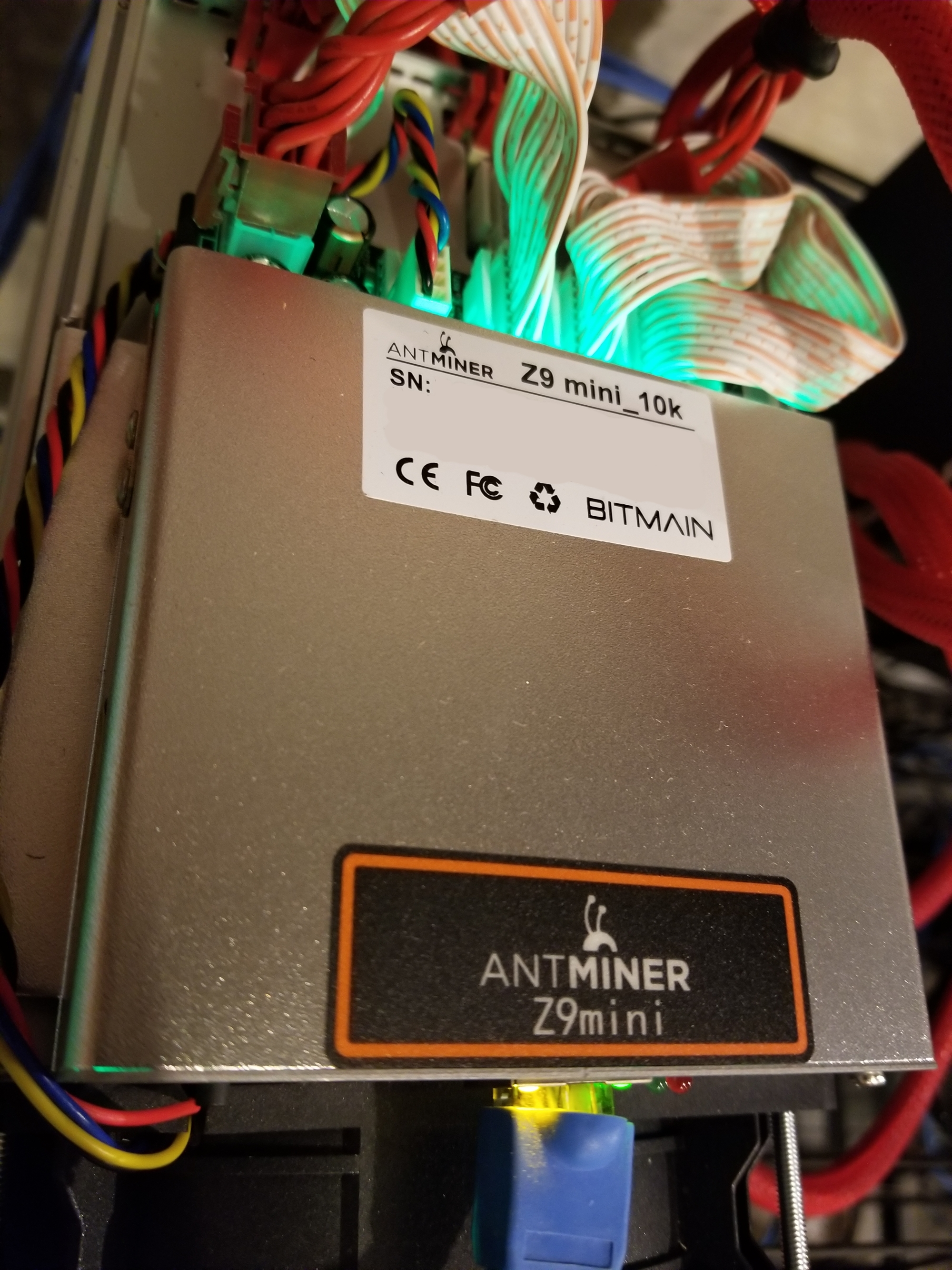 Another Solid Miner: Antminer Z9 Mini ZCash Mining ASIC Review