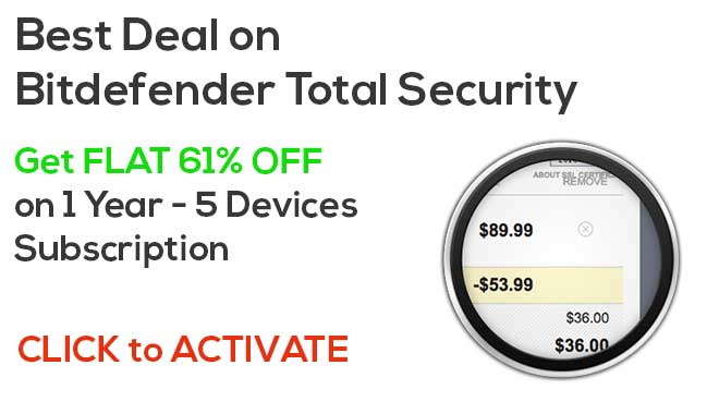 8 Bitdefender Coupon Codes in 2020 for Total Security and