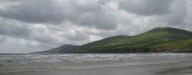 Inch Strand in Kerry, Ireland