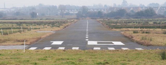 Runway in Ireland