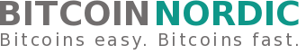 Bitcoin Nordiclogo