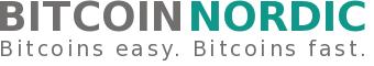 Bitcoin Nordic logo