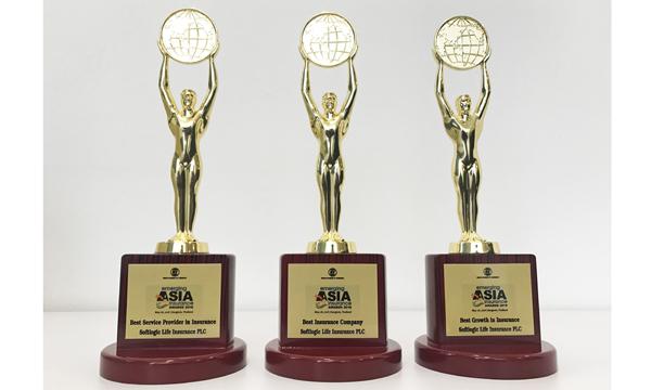 Softlogic Life wins 'Best Insurance Company' award at Emerging Asia