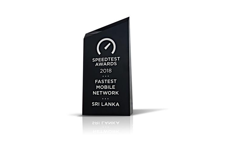 Dialog recognized as Sri Lanka's fastest mobile network