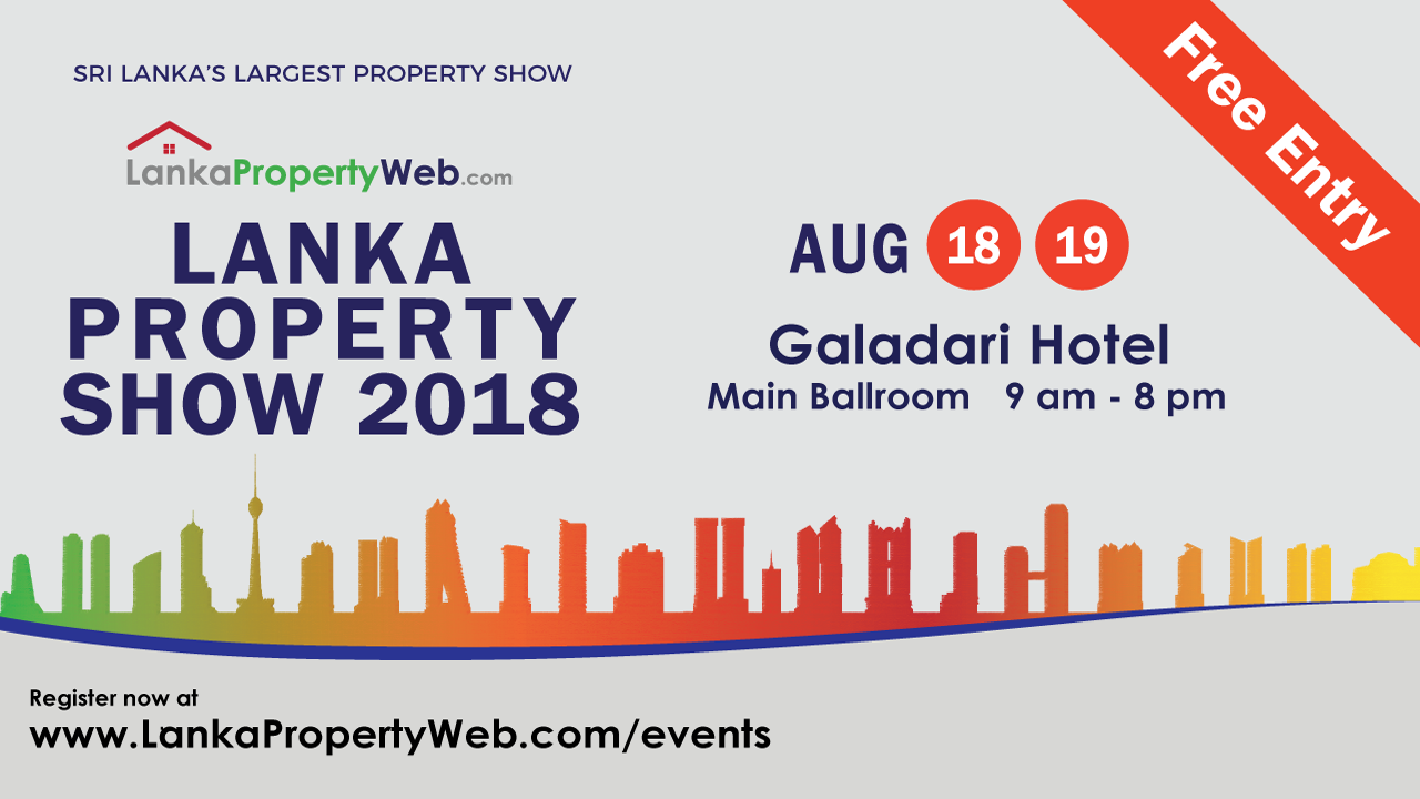 The Lanka Property Show' Returns With More Property and Real