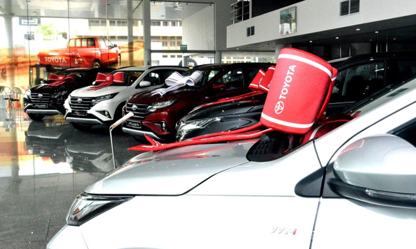 Toyota's 'Rush' on a highway to becoming Sri Lanka's Favourite SUV