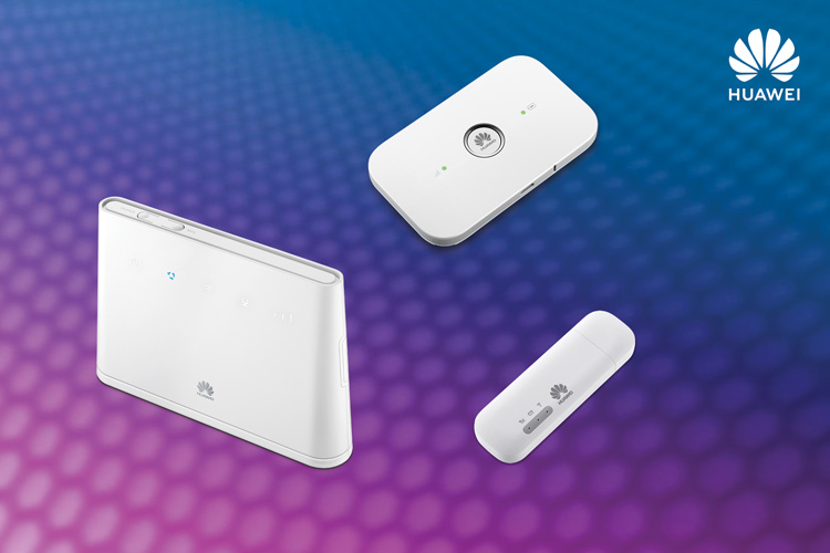 HUAWEI leads Home and Mobile broadband Products in Sri Lanka