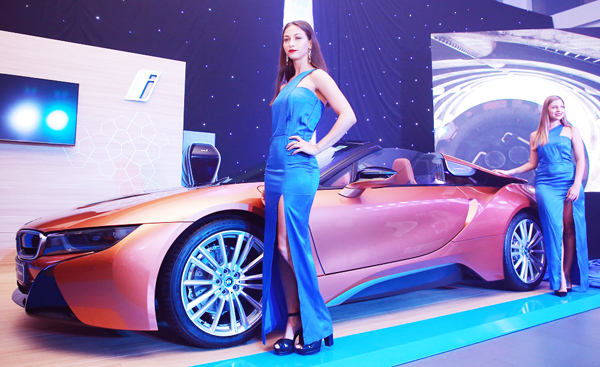 Prestige Automobile Unveils The First Ever Bmw I8 Roadster In Sri Lanka