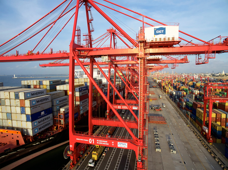 CICT to enhance Colombo Port's deep water capacity by March