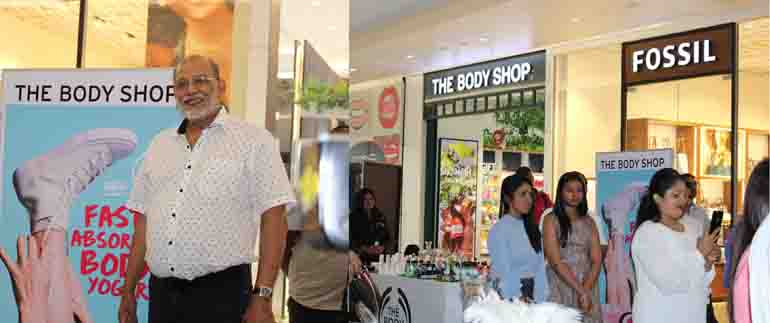 The Body Shop opens new store at Colombo City Centre