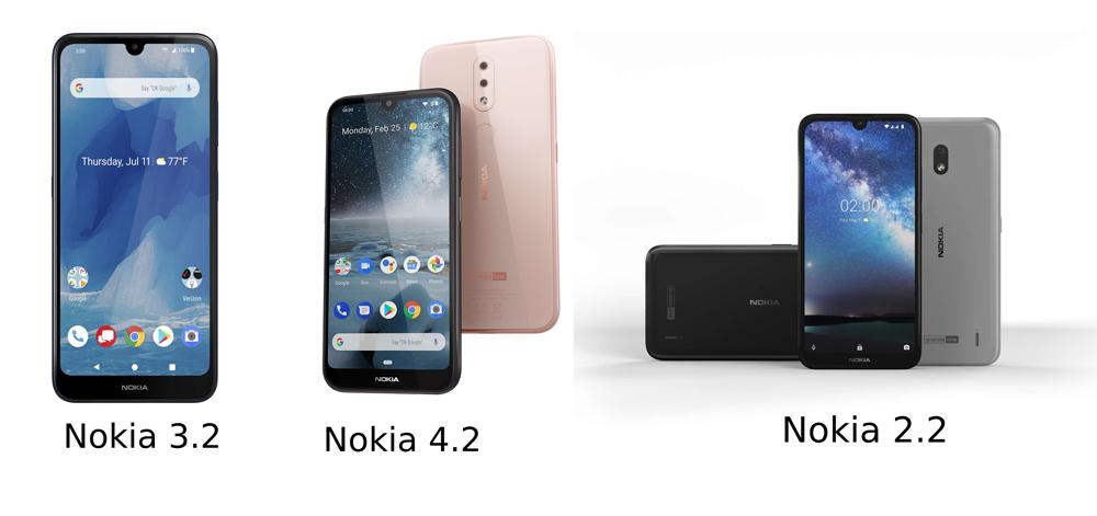 HMD Global enhances Android Experiences with Nokia 3 2, Nokia 4 2