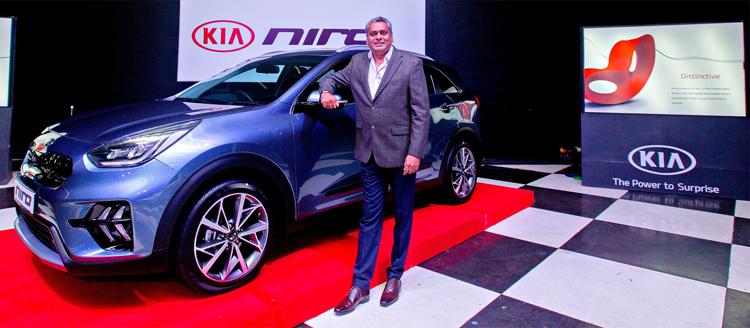 The Magic Of Pure Hybrid Kia S All New 2020 Niro Debuts In Sri Lanka Adaderana Biz English Sri Lanka Business News