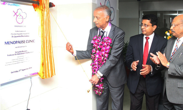 Nawaloka Hospitals inaugurates state-of-the-art Menopause