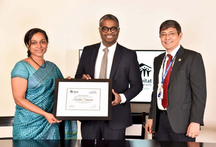 Rakhil Fernando, Managing Director of Daraz appointed as Habitat for Humanity  Sri Lanka Goodwill Ambassador - Adaderana Biz English | Sri Lanka Business  News