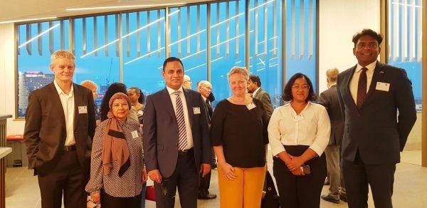 Sri Lanka Business Networking Meeting in Brisbane