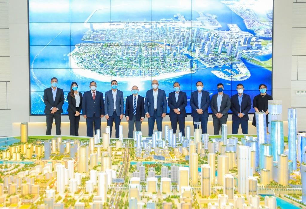 CSE Signs MoU with CHEC Port City Colombo