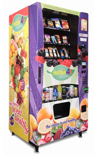 Healthier 4U Vending Products